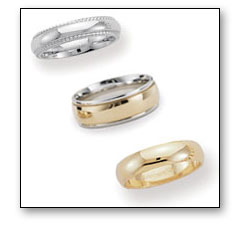 Elegant Wedding Rings and Wedding Bands